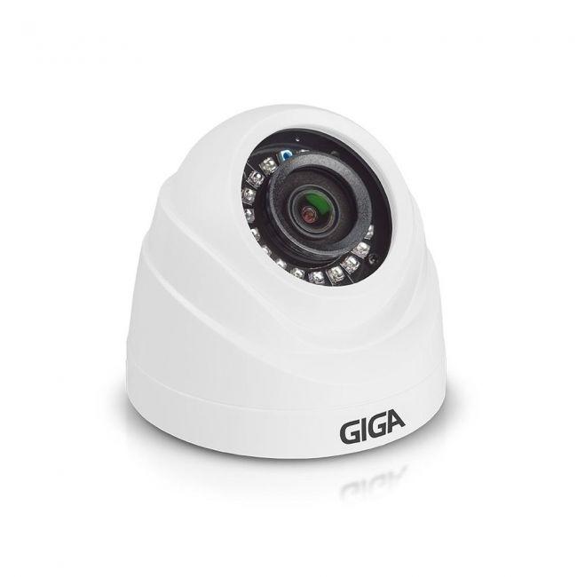 CÂMERA DOME PLAST ORION 1080p IR 20m 1/2.9?3.6mm GIGA SECURITY