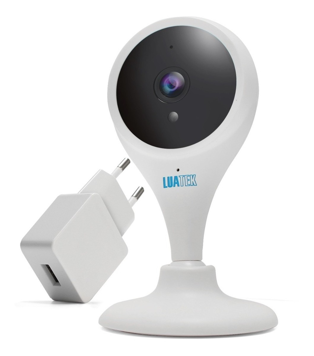 CAMERA IP WIFI COM COLORIDA A NOITE LSC620 LUATEK