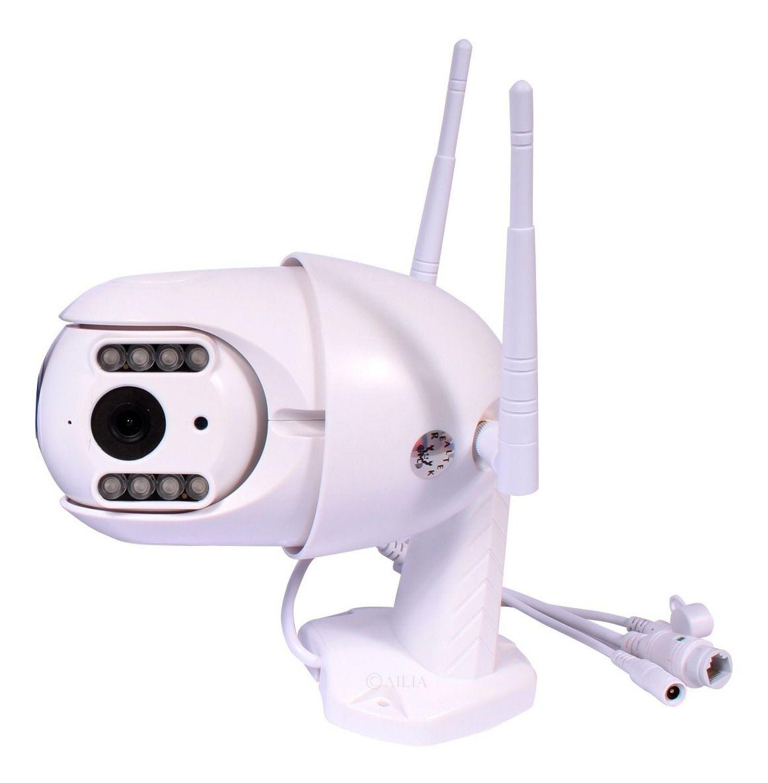Câmera Mini Speed Dome Hd 1080p Lkw-4220 Luatek  - Wtech vendas e Assistência técnica