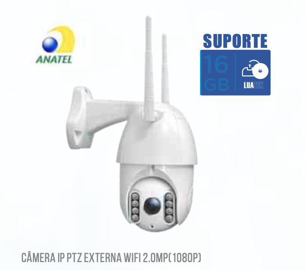 CAMERA WIFI EXTERNA LKW4220VN