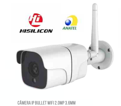 CAMERA WIFI FULLHD LSC320 LUATEK