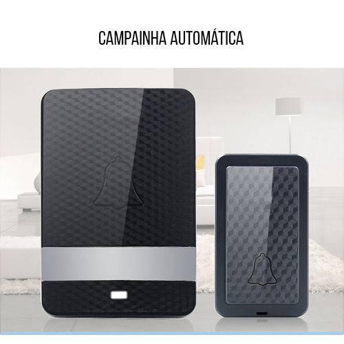 Campainha Automática Sem Fio Lkm-3015 Luatek  - Wtech vendas e Assistência técnica