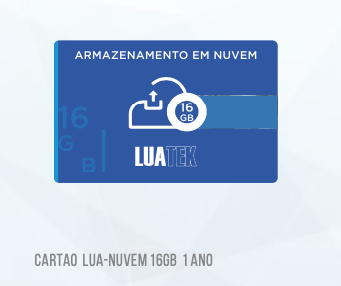 CARTAO NUVEN 16GB LUATEK