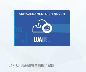CARTÃO NUVEN 16GB LUATEK