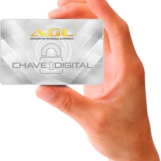 CHAVE DIGITAL CARD 125Khz AGL