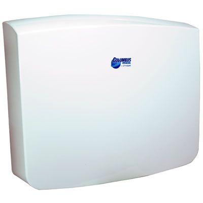 Dispenser papel toalha interfolhas 2/3 dobras Mazzo Columbus CX 1 UN