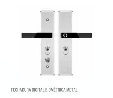 FECHADURA COM BIOMETRIA LFE01