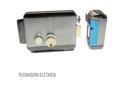 FECHADURA ELETRICA LUATEK