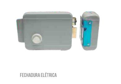 FECHADURA ELETRONICA LUATEK