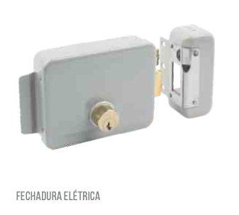 FECHADURA ELETRONICA LFE110 LUATEK