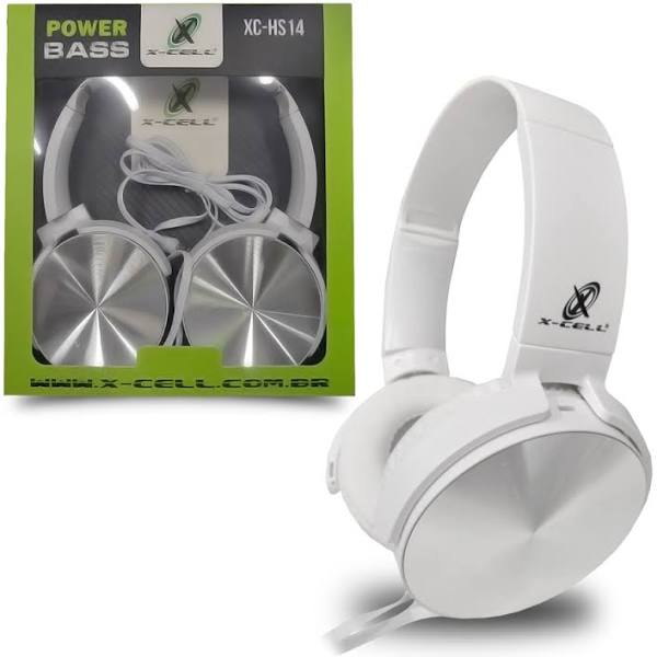 FONE HEADPHONE XC-HS14 XCELL
