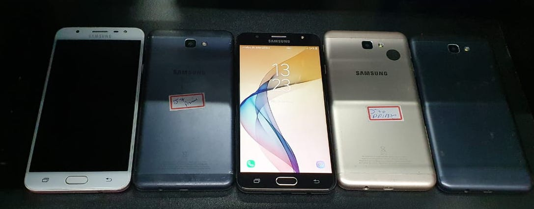 GALAXY J7 PRIME 32GB USADO
