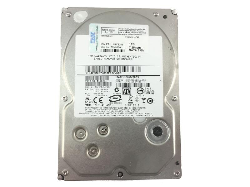 HD 1 TB SAS 7200RPM IBM