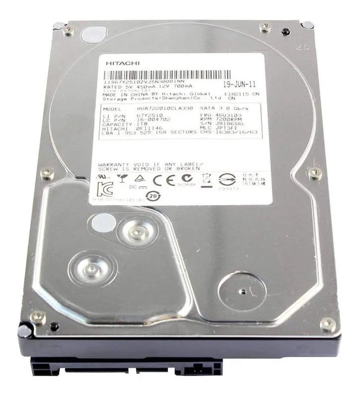 HD 1TB HITACHI ULTRASTAR 7200RPM