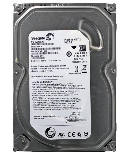 HD 500GB 3,5 SEAGATE