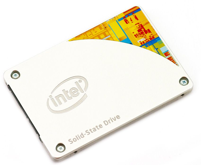HD estado sólido SSD de 240 GB Intel 530 Series