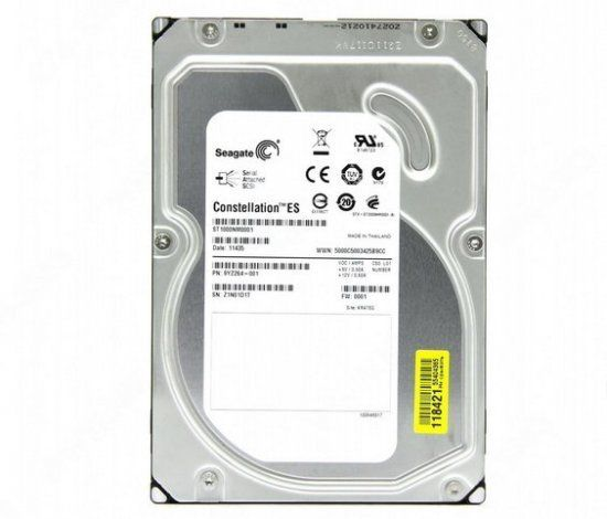 HD Seagate 2TB SAS 6Gbs 64MB 7.2k RPM