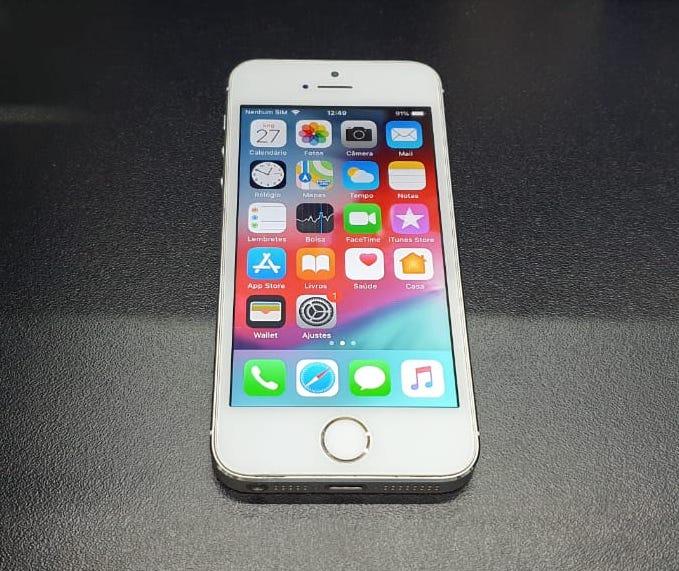 IPHONE 5 S 16GB SEM BIOMETRIA