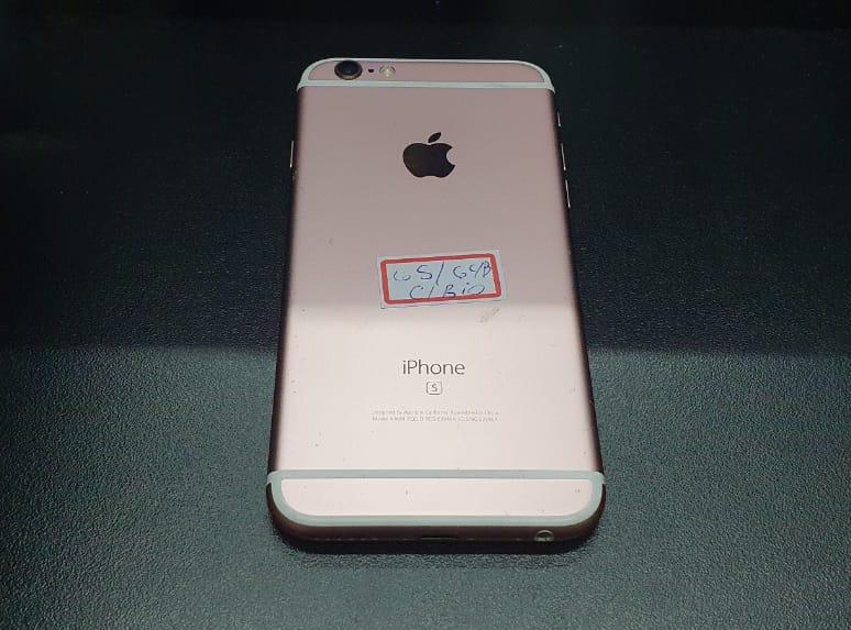 IPHONE 6S 64GB COM BIOMETRIA USADO
