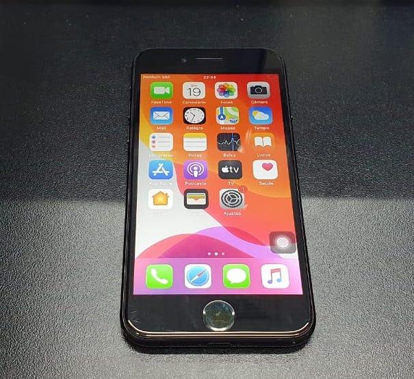 IPHONE 7 32 SEM BIOMETRIA NÃO FUNCIONA BOTÃO HOME