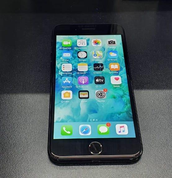 IPHONE 7 PLUS 32GB COM BIOMETRIA