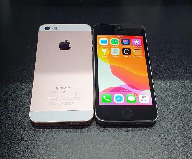 IPHONE SE 128GB COM BIOMETRIA USADO
