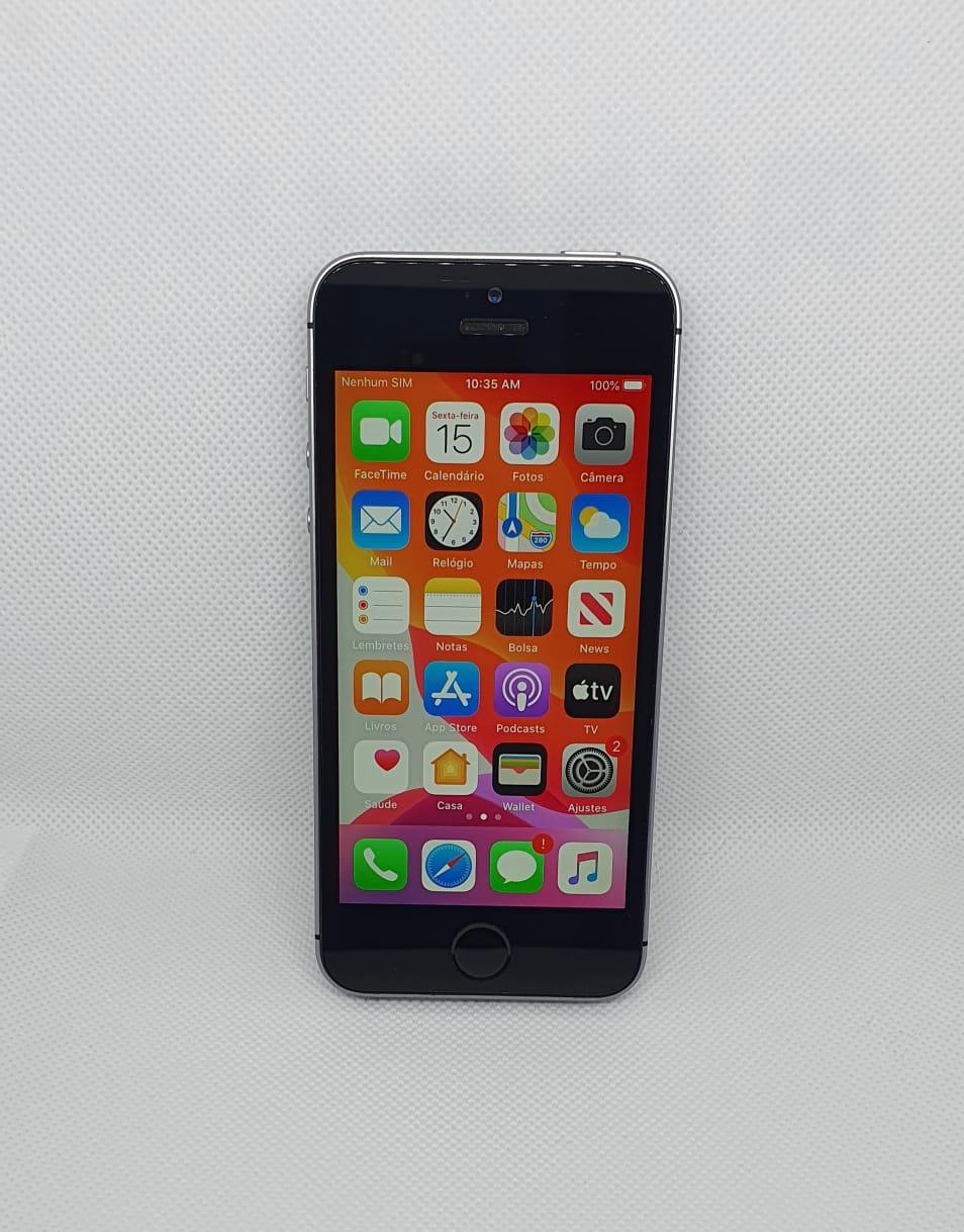 IPHONE SE 32GB COM BIOMETRIA USADO