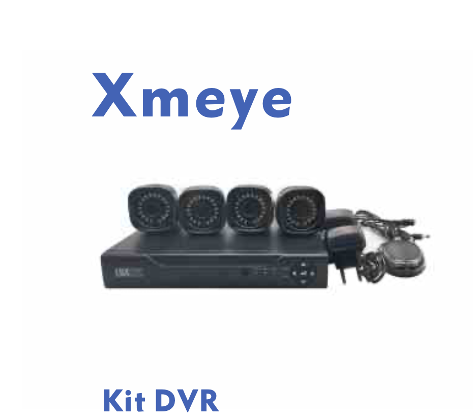 KIT 2 CAMERAS HD 720P C/FIO LKK204B LUATEK