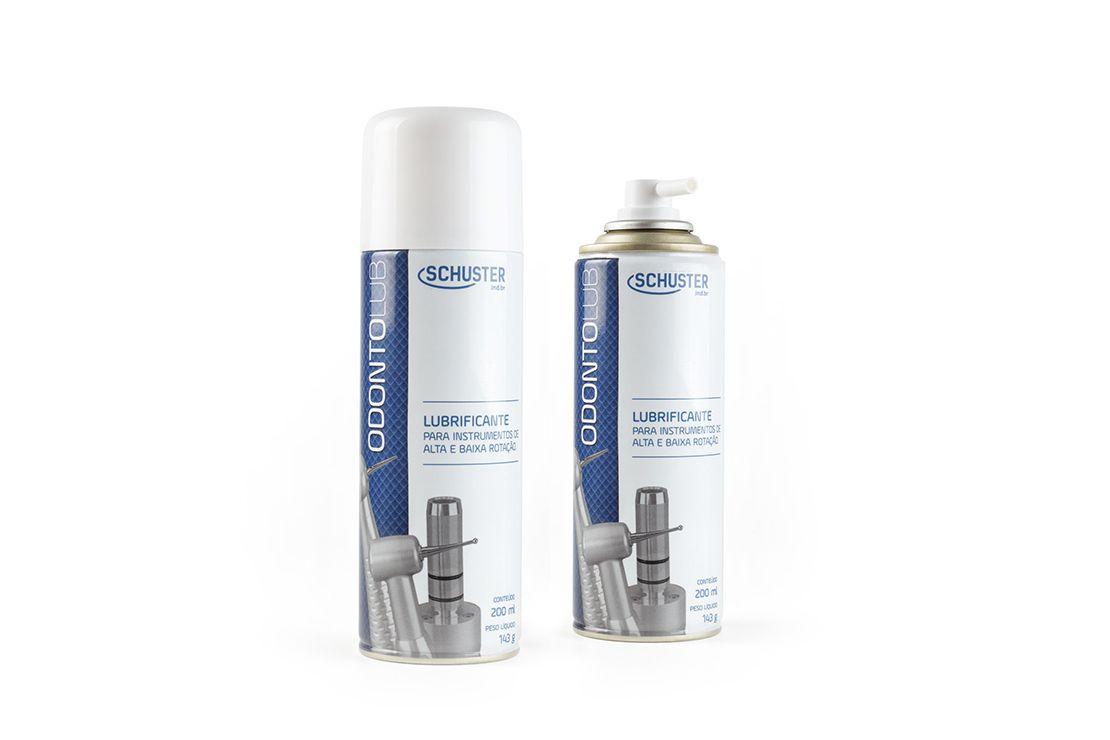 Lubrificante para Instrumentos Odontolub AR/ FG Schuster