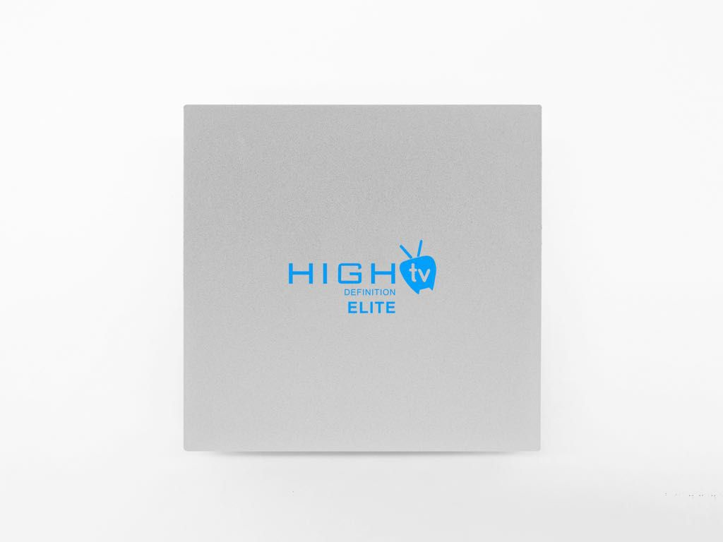 New Tv Box High TV Elite 4K  - Wtech vendas e Assistência técnica