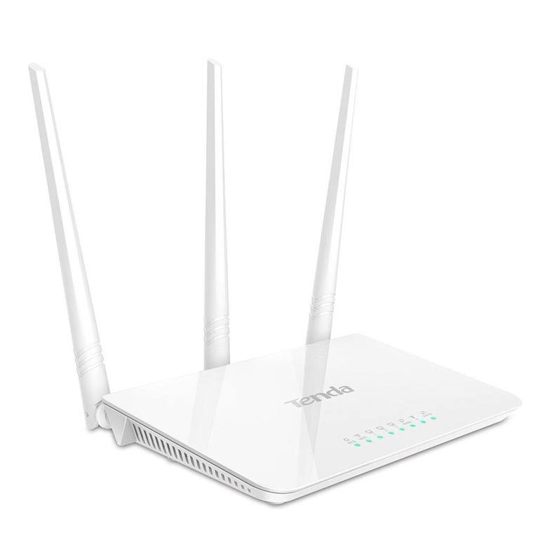 ROTEADOR WIRELESS TENDA F3 300MBPS 3 ANTENAS