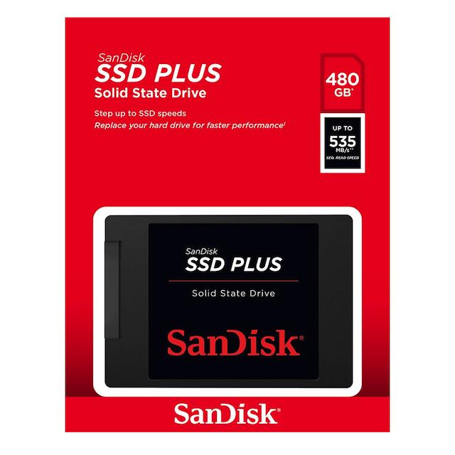 SSD 480 SANDISK