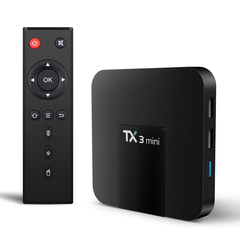 TV BOX TX 3 MINI 2GB RAM 16GB ROOM
