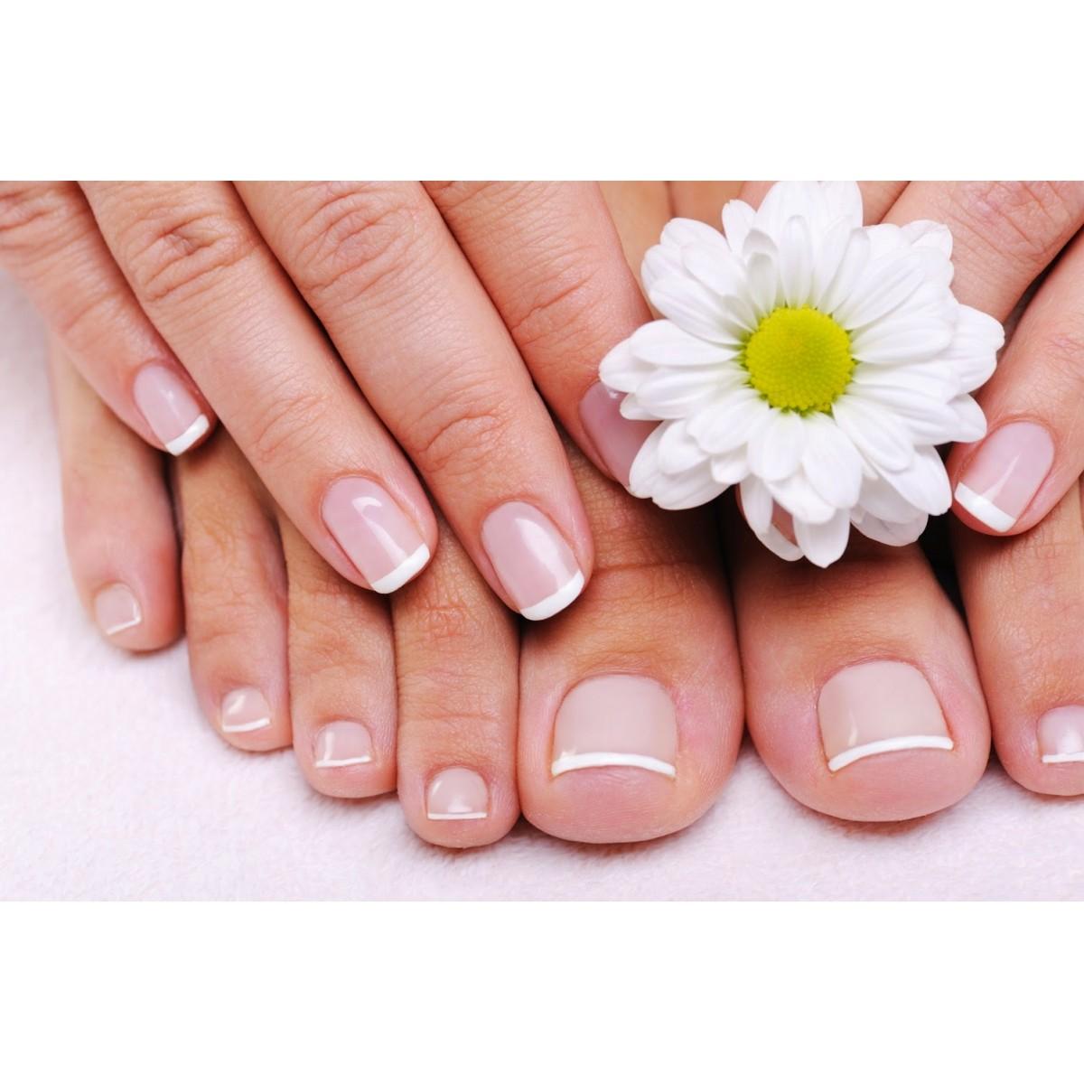 Coupon offerta manicure e pedicure a Pozzo Strada