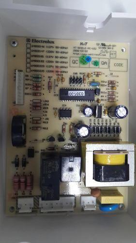 Placa Geladeira Electrolux Df43 Df48 Df48x Original 220v