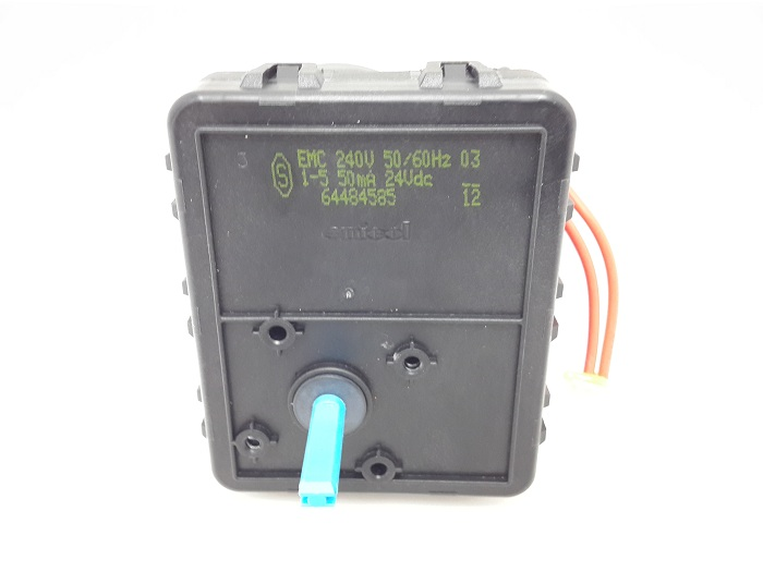 Chave Seletora Motorizada Lav Electrolux Lf10 Lf11 Lf12-220v