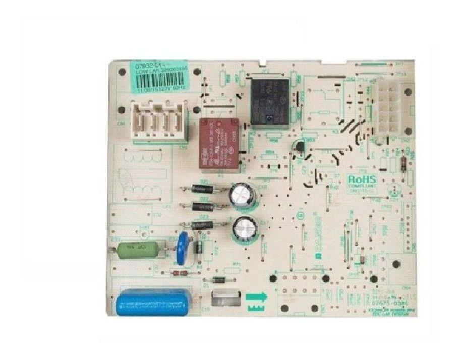 CONTROLE ELETRONICO REFRIGERADOR CONSUL 127V CRM50AB-CRM50AR