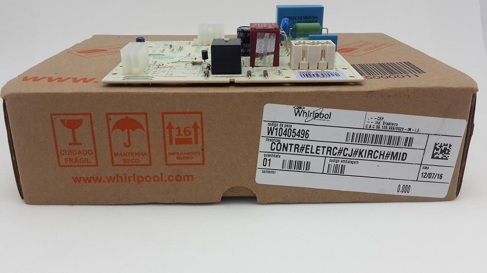 CONTROLE ELETRONICO REFRIGERADOR CONSUL 220V CRM50AB-CRM50AR