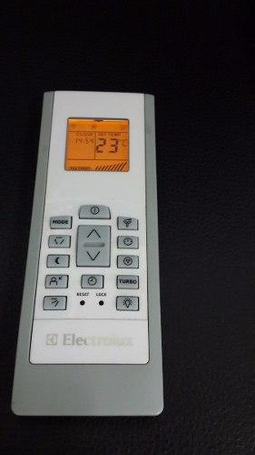 CONTROLE REMOTO AR SPLIT ELUX SI09-SI12-PI09-PI12-PI18-PI24