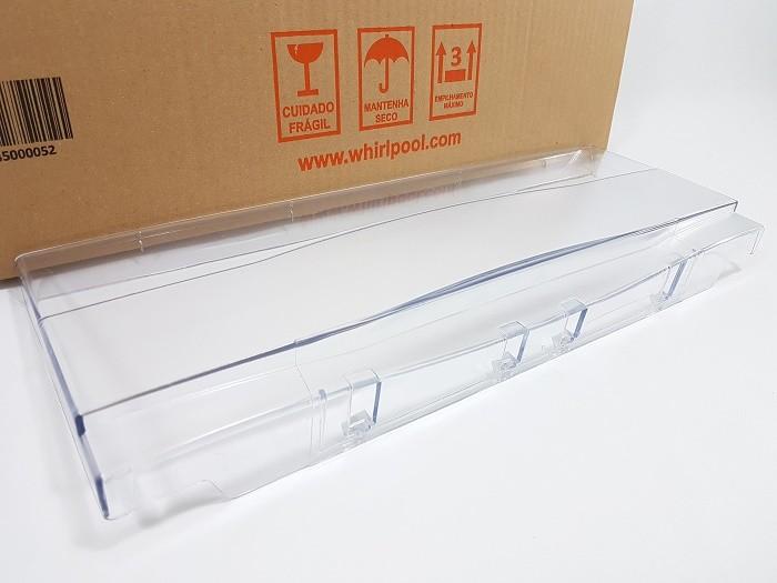 Frontal Cesto Freezer Brastemp/Consul Cvu26 Cvu30 Bvs25 Bvs28
