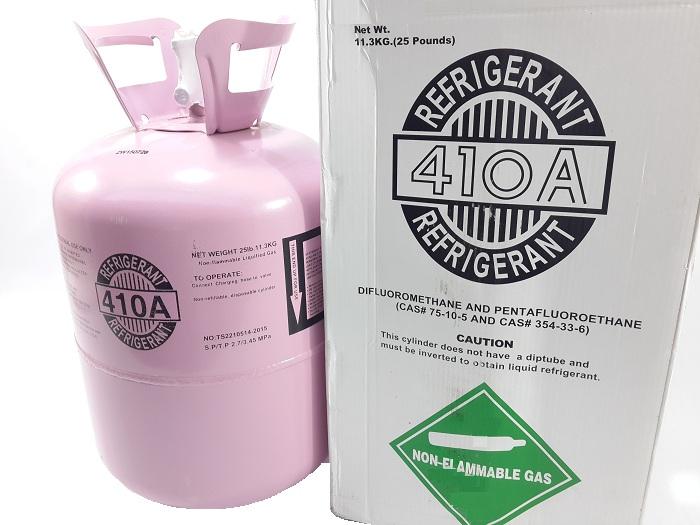 Gás Refrigerante R410a Garrafa 11,3 Kg