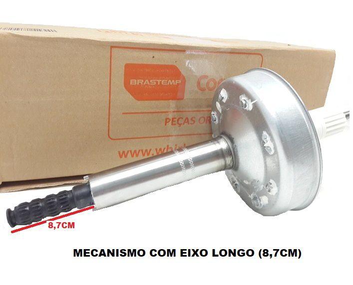 MECANISMO LAVADORA CONSUL EIXO LONGO ORIGINAL