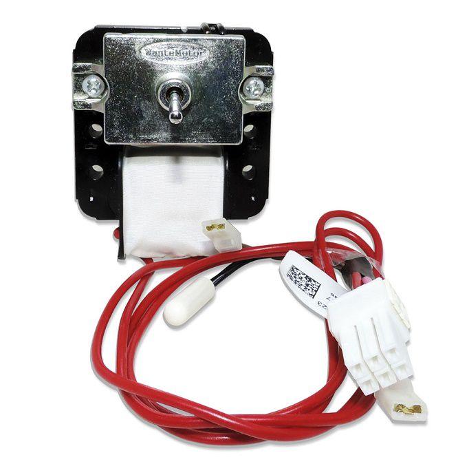 Motor Ventilador C/ Hélice Geladeira Electrolux DF46 DF47 DF48 DF50-220v