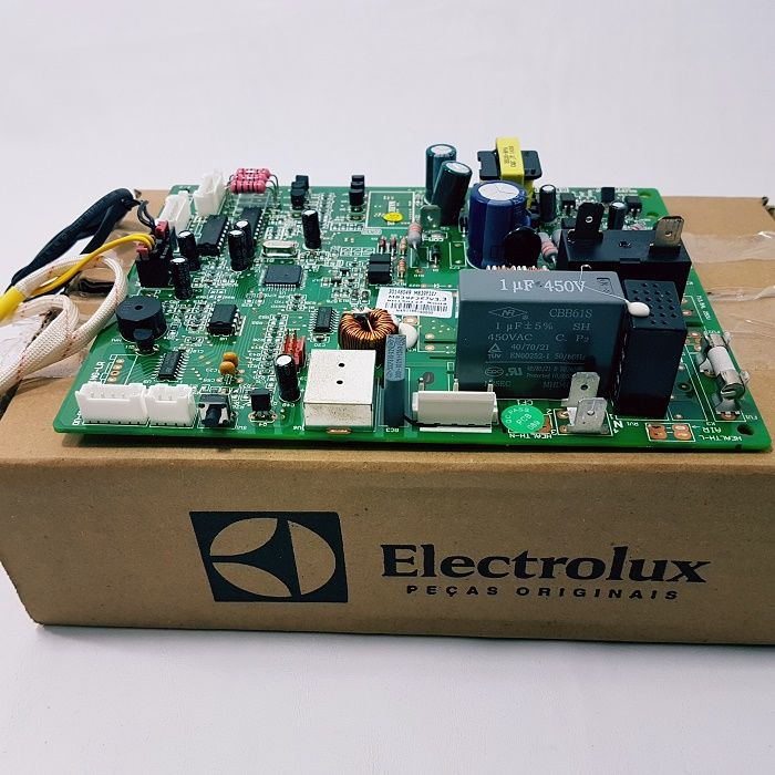 Placa Ar Condicionado Split Electrolux Bi09f Bi12f Inverter