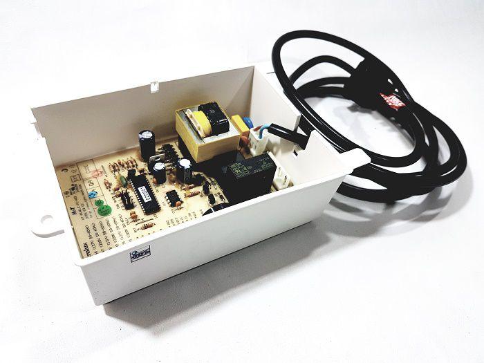 PLACA CAIXA CONTROLE REFRIGERADOR ELECTROLUX 220V DF38 - DF41 - DF45 - DFW45 - DF45X - DW45X
