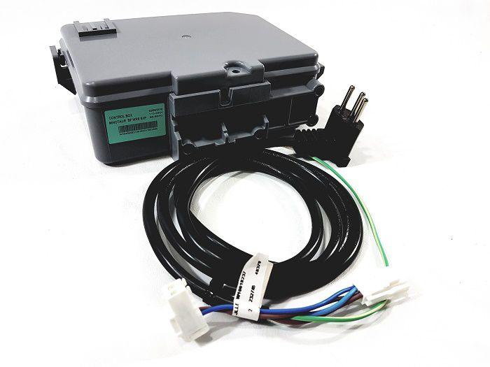 Placa Controle Eletrônico Geladeira Bre80a Brastemp Bivolt