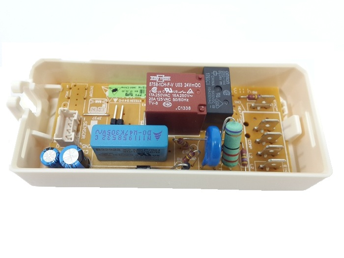 PLACA CONTROLE GELADEIRA CONSUL CRM45A CRM47F CRM49A-220V