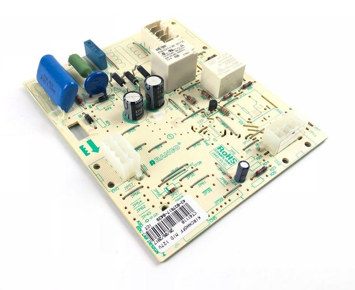 Placa controle Geladeira Consul Crm50ab Crm50ar-127V