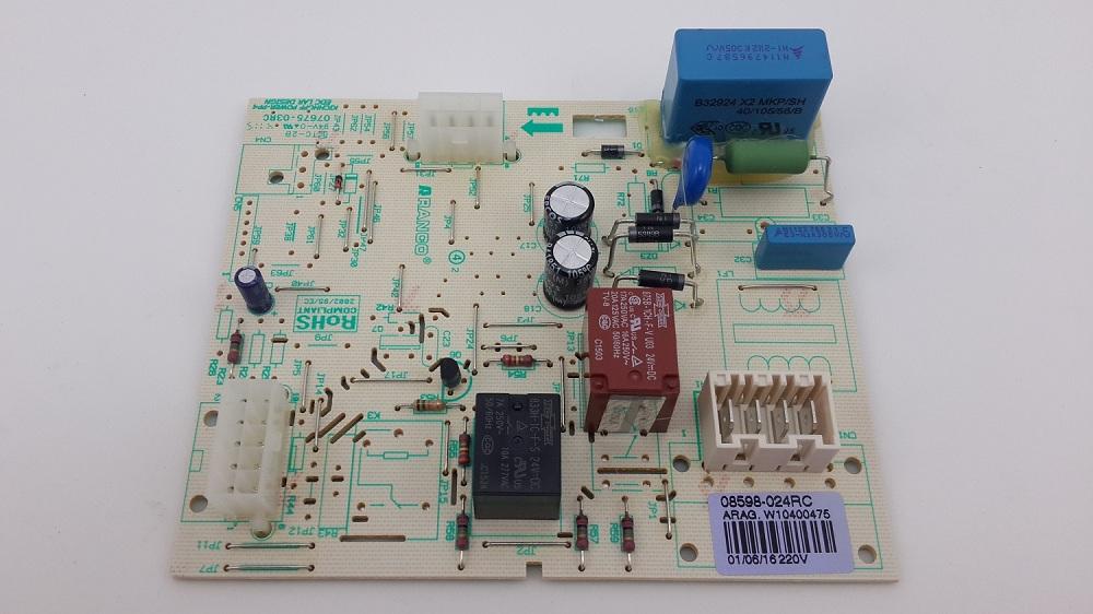 Placa controle Geladeira Consul Crm50ab Crm50ar-220V