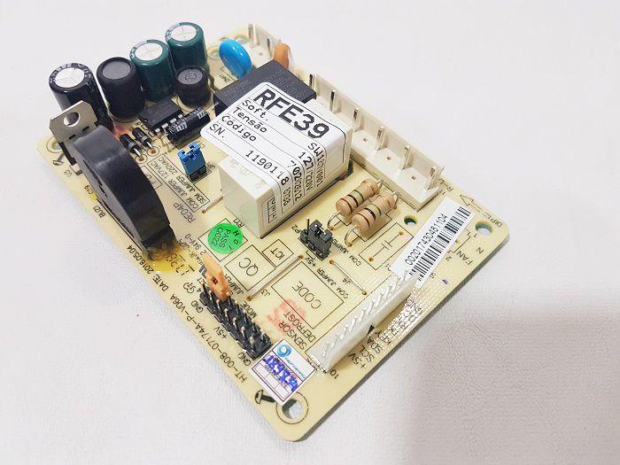 Placa de Potência Geladeira Electrolux Rfe39 Original 127/220V